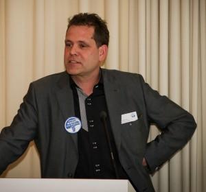 projectleider Peter Leendertse