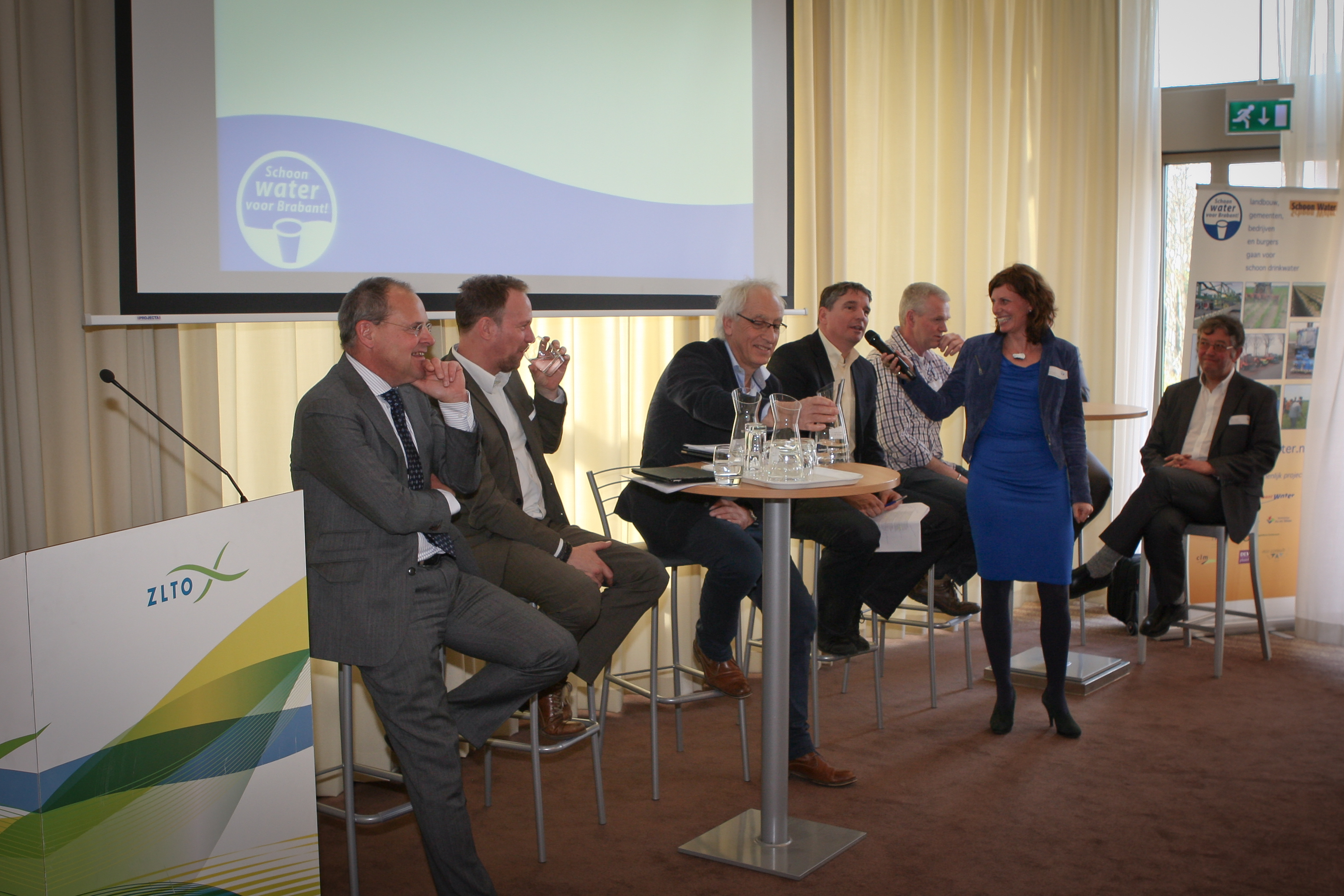 forumdiscussie onder leiding van Hanneke Koppers