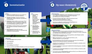 Tipkaart Chemievrije sportvelden, CLM, Schoon Water voor Brabant, Expert Team Sportvelden