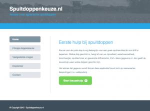 Spuitdoppenkeuze.nl