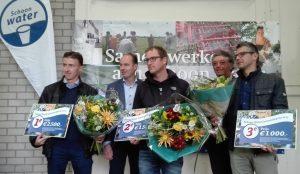 Winnaars Schoon Water Zeeland Innovatieprijs 2017