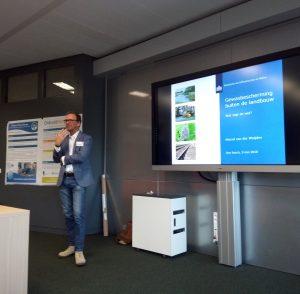 Welkom door Johan van den Hout bij SW bijeenkomst Den Bosch