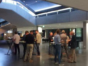 Kleine kennismarkt tijden SW bijeenkomst Den Bosch