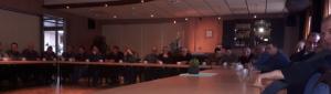 Bijeenkomst akkerbouwers en loonwerkers de Kempen/Alphen