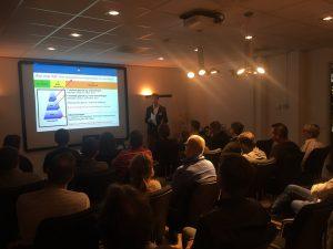 Presentatie van Lukas Florijn (Ministerie van I&W)
