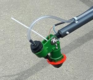 Agricult spuittechniek